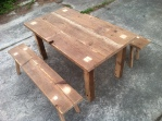 SOLD- Trinity Dining Set