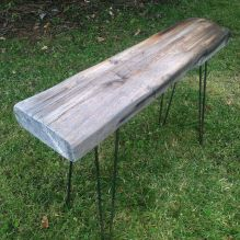 Weathered Trinity table